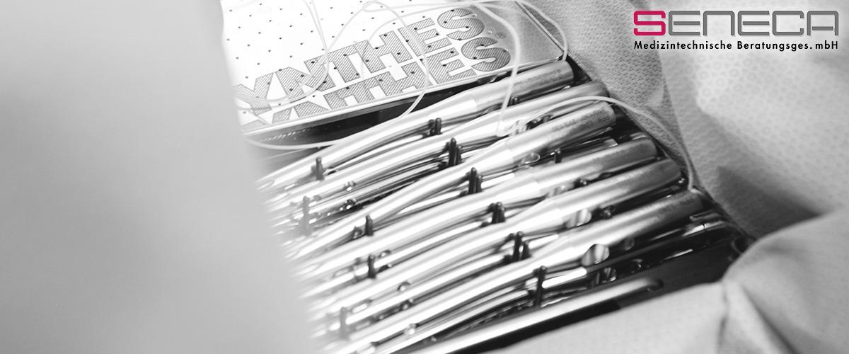 seneca Medizintechnik - Validierung von Siegelgeräten