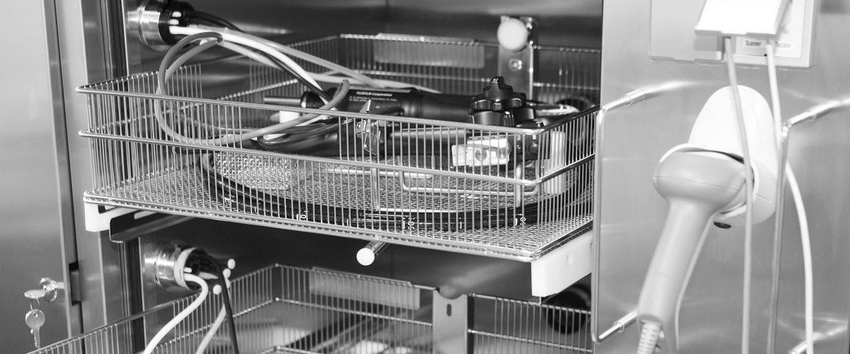 Validierung von maschinellen Endoskopie-Reinigungs- und Desinfektionsgeräten (ERDG)