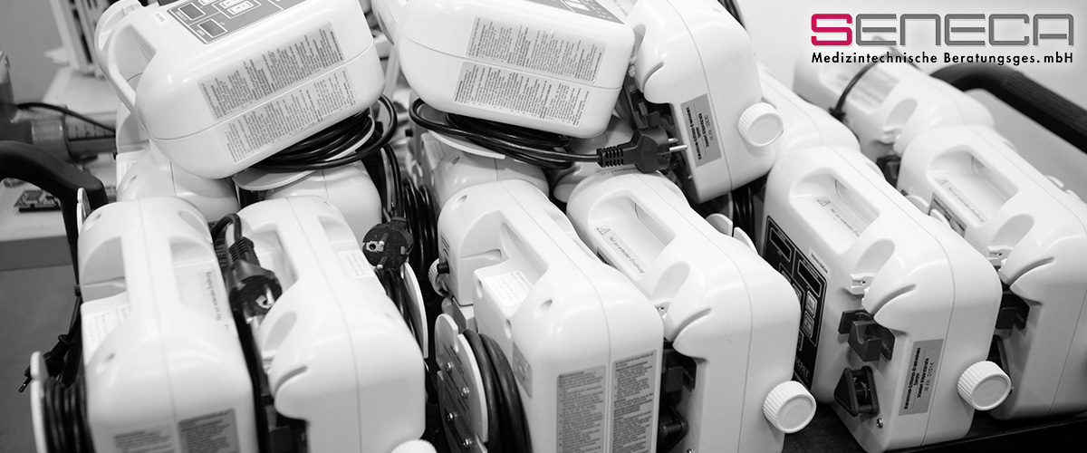 seneca Medizintechnik - Gesamtbewirtschaftung