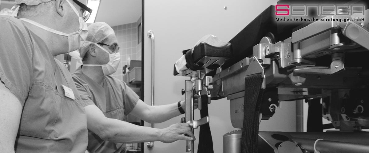seneca Medizintechnik - Fachberatung, Schulung, Coaching