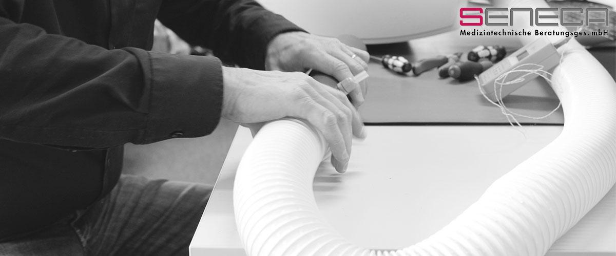 seneca Medizintechnik ist offizieller Servicepartner für TSCI Hypothermiegeräte