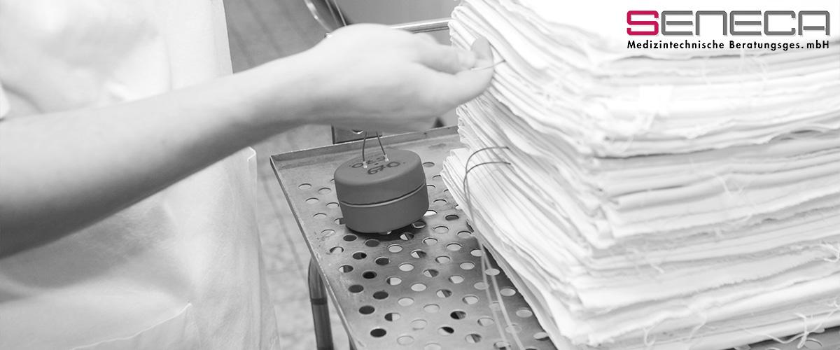 seneca Medizintechnik - Validierung: Ein sicherer, standardisierter und gesetzeskonformer Prozess