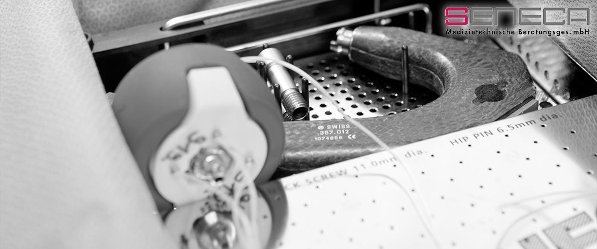 seneca Medizintechnik - Validierung von Sterilisationsprozessen