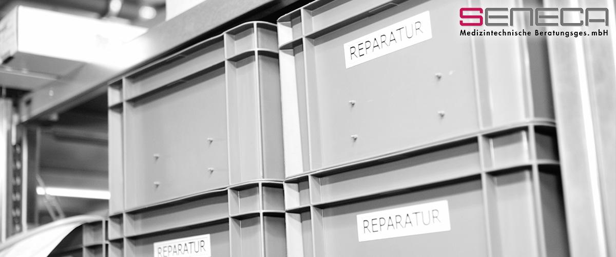 seneca Medizintechnik - Reparaturservice